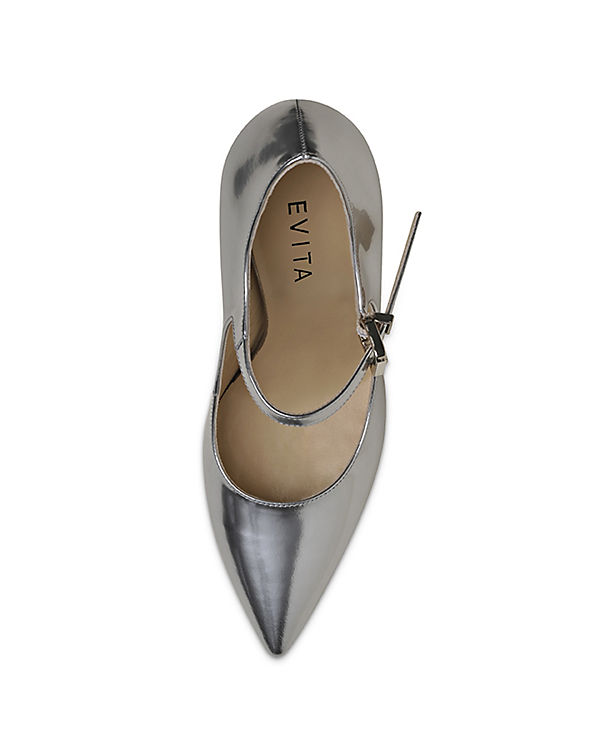 Evita Shoes, Evita Shoes Pumps, Pumps, Shoes silber 8516a1