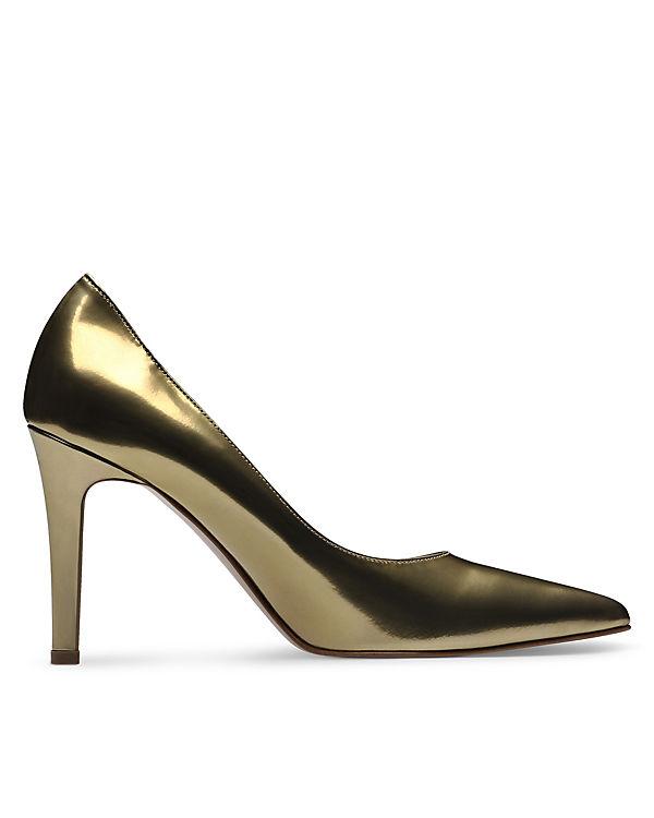 Evita Shoes Evita Shoes Pumps gold