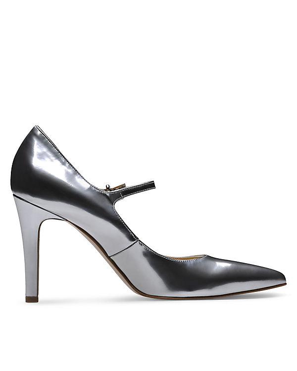 Evita silber Shoes Shoes Evita Pumps 0xRqzUS