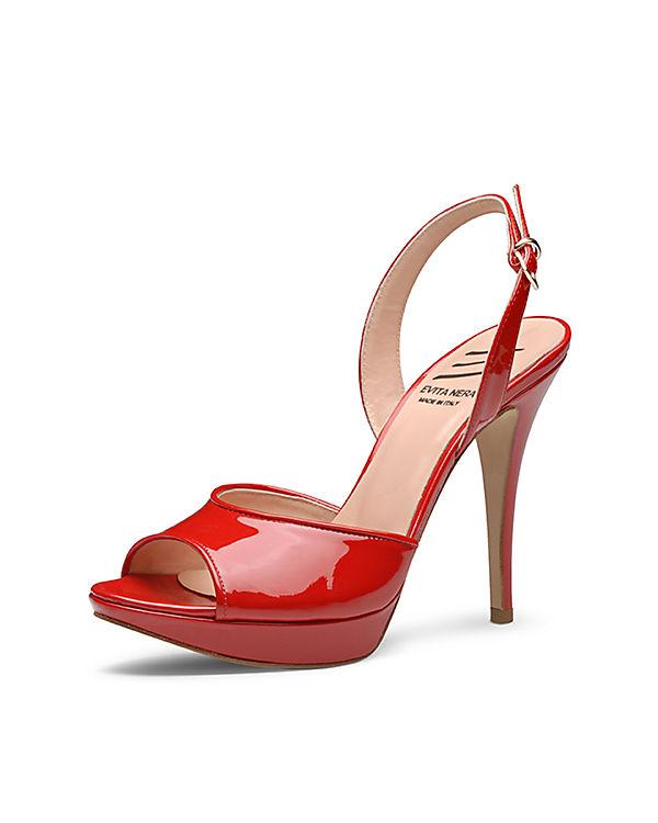 Evita Shoes, Shoes, Evita Evita Shoes Sandaletten, rot c8b24d