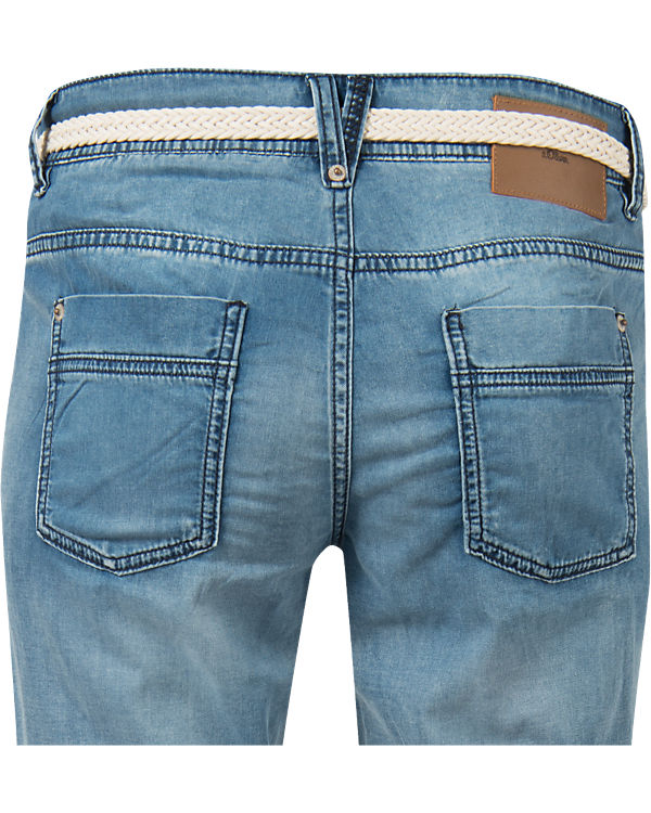 Chino Oliver blau Jeans Smart s xFTAf