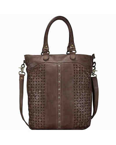 Billy the Kid Punched Sky Shopper Tasche Leder 31 cm