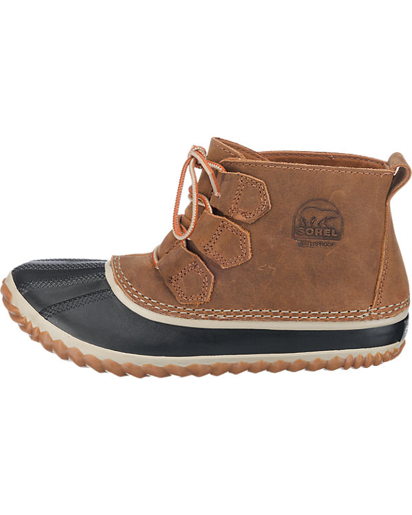 Out SOREL About kombi SOREL N braun Stiefeletten Hxw4xaq