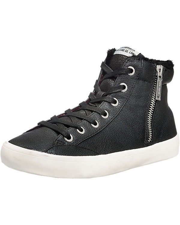 Pepe Jeans Pepe Jeans Clinton Fur Sneakers schwarz