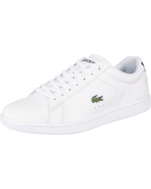 Sneakers weiß Evo Low LACOSTE Carnaby EPxX7qS