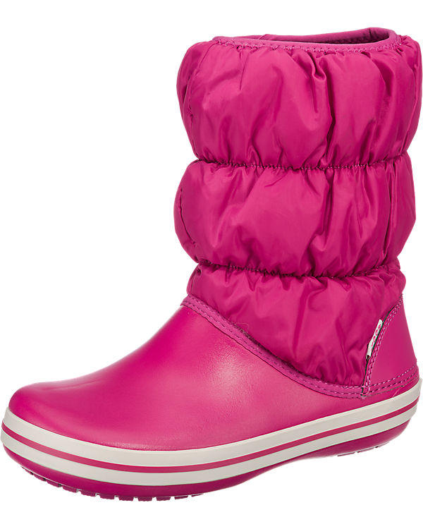 CROCS Winter Puff Stiefel