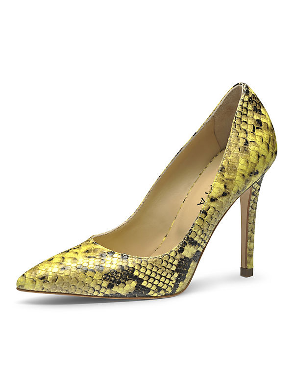 Shoes Pumps Evita gelb Shoes Evita XHZxUnBU