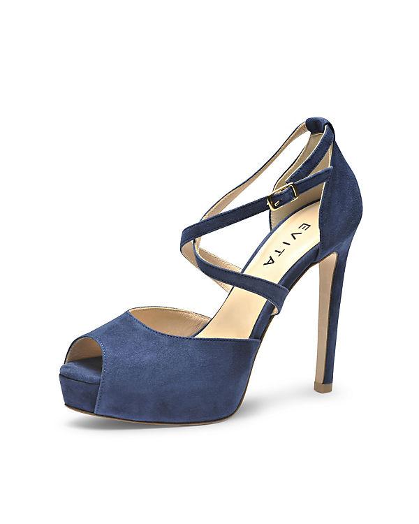 Evita Shoes Evita Shoes Sandaletten blau