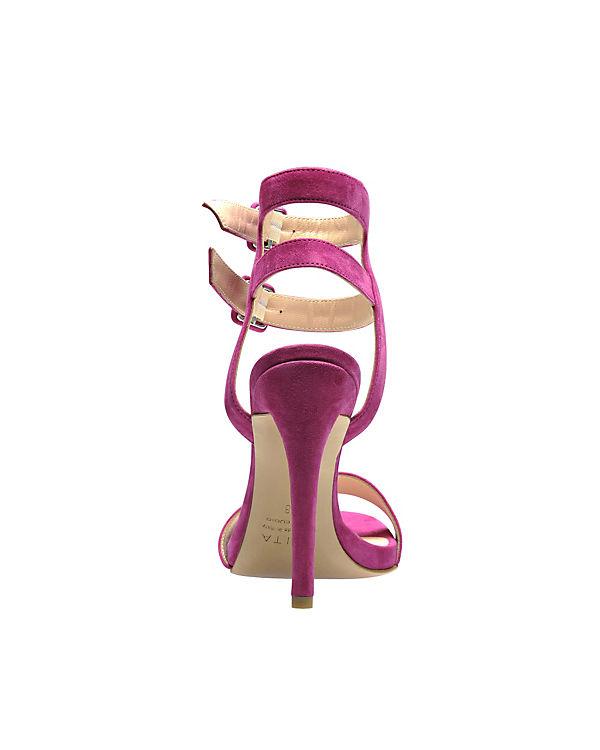 pink Shoes Shoes Evita Evita Sandaletten BfITvw