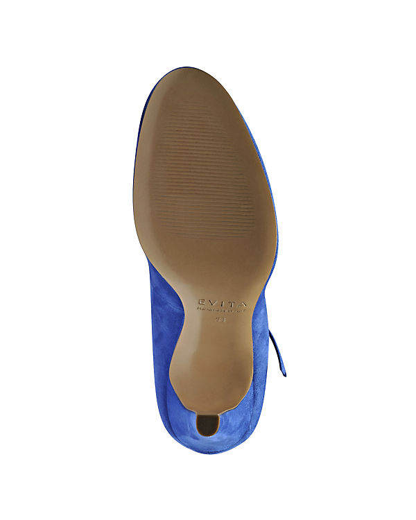 blau Evita Shoes Pumps Shoes Evita gT6Iqg