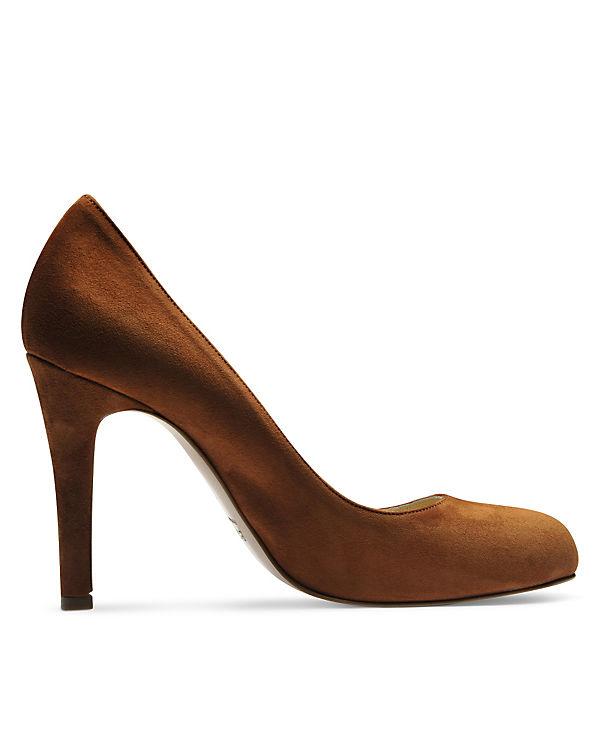Evita Shoes Evita Shoes Pumps cognac