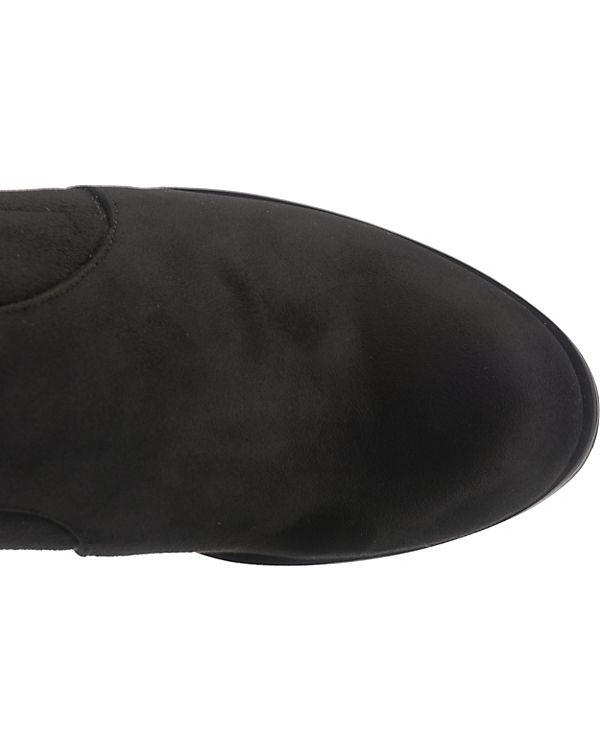 BUFFALO Overknee Stiefel Stiefel Stiefel BUFFALO BUFFALO Overknee Overknee schwarz schwarz aExRqwPdR