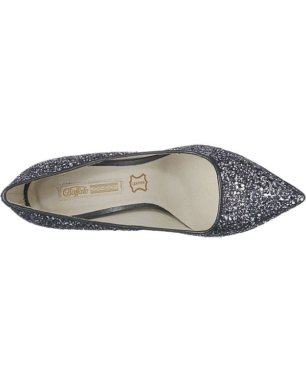BUFFALO BUFFALO Pumps silber