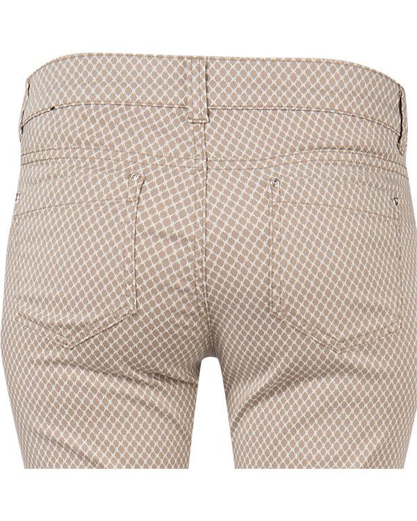 Sienna Oliver s beige BLACK LABEL Slim Jeans cIqq61d