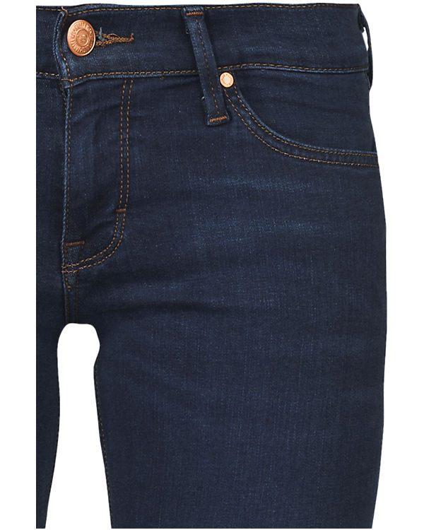 MUSTANG Jeans Girls Oregon Straight Leg grau