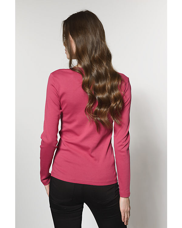 pink TOM Langarmshirt TAILOR TAILOR TOM x0dqwIRv