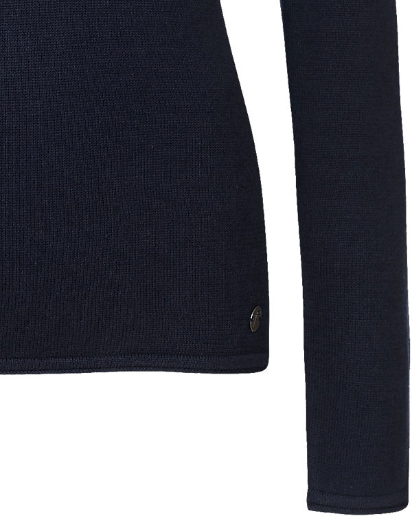 TOM TAILOR Pullover dunkelblau
