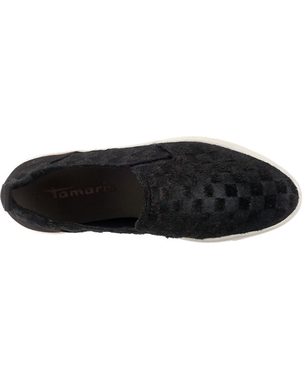 Tamaris Tamaris Omoto Slipper schwarz