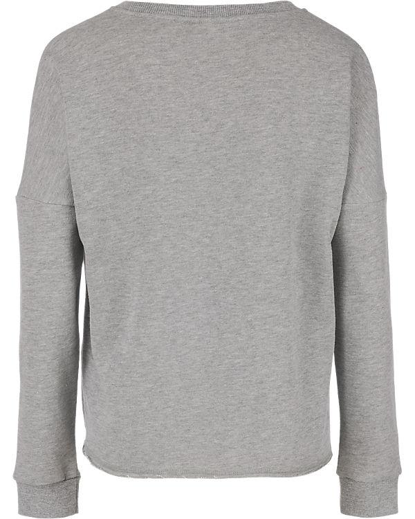 Sweatshirt VERO VERO hellgrau MODA hellgrau Sweatshirt VERO MODA 6wYWpOq4Tq