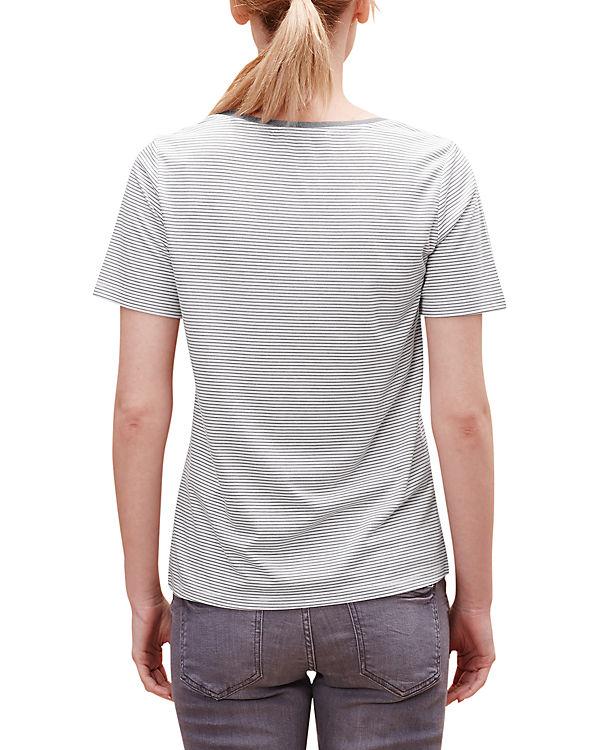 s creme Shirt T s Oliver Oliver z0vqzYr
