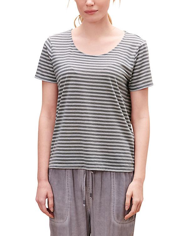 s.Oliver T-Shirt hellgrau