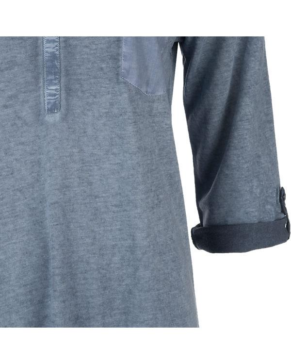 s.Oliver 3/4-Arm-Shirt dunkelblau