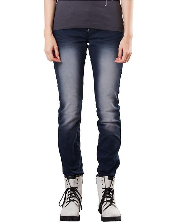 Q/S Jeans Catie Slim dunkelblau