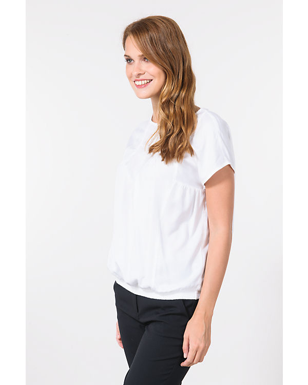 edc by ESPRIT Bluse offwhite