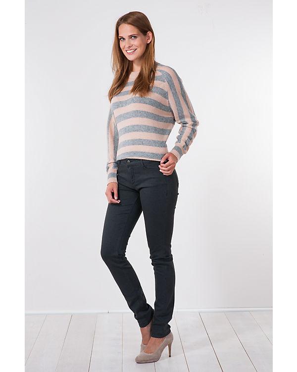 grau Rise Slim Medium ESPRIT Jeans FvxqYH7I7w