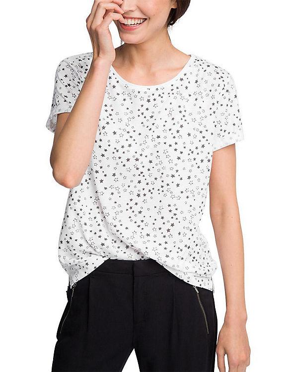 ESPRIT T-Shirt weiß