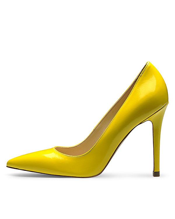 Shoes Shoes Pumps Evita gelb Evita qEdwdZB