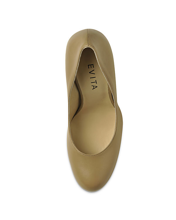 Evita Shoes Pumps Shoes Evita beige HC5qnBFBx6
