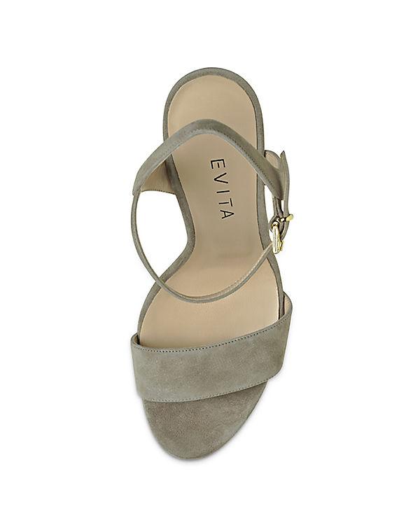 Evita Shoes, Evita Shoes Shoes Evita Sandaletten, beige b6a1db