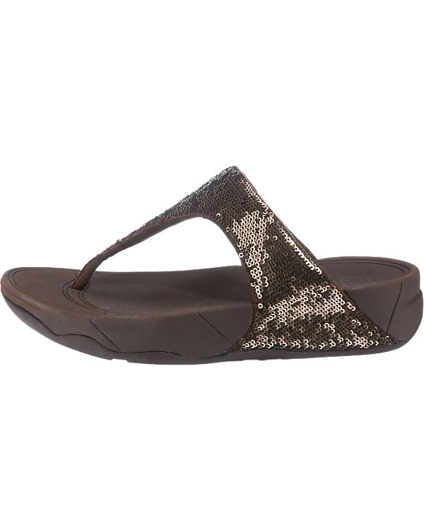 FitFlop FitFlop Electra Pantoletten bronze