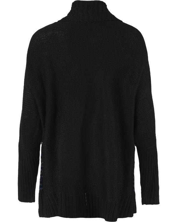 EMOI EMOI Strickjacke Strickjacke petrol schwarz schwarz PPRwH