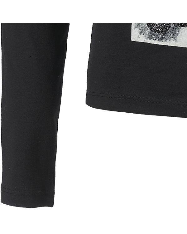 EMOI Langarmshirt schwarz