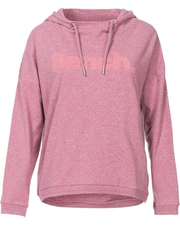 BENCH Sweatshirt rosa