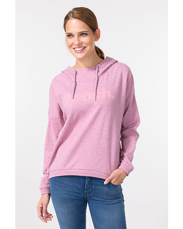 BENCH Sweatshirt rosa
