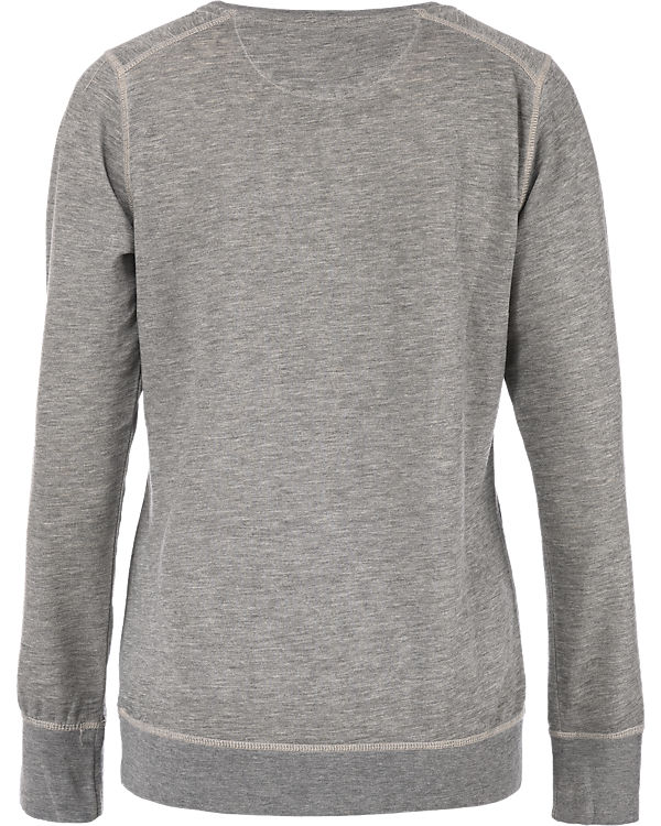ESPRIT Sports Sweatshirt grau