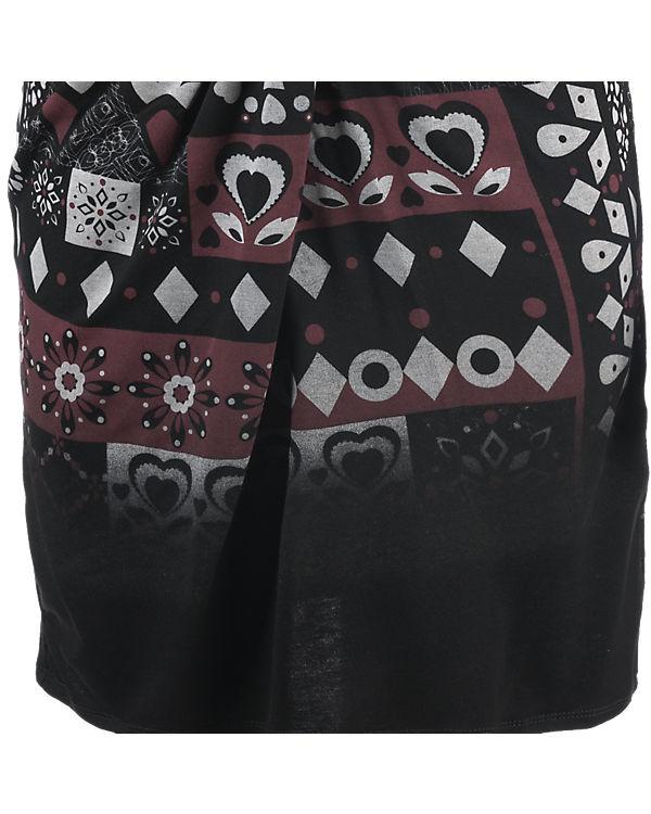 Desigual Jerseykleid schwarz