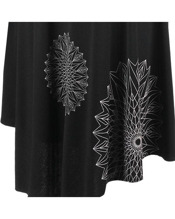 Jerseykleid schwarz Desigual Jerseykleid schwarz Desigual qxFww7Zt