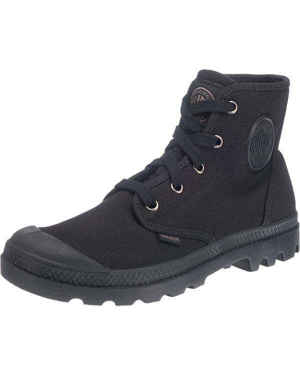 Palladium Palladium Pampa Hi Sneakers schwarz