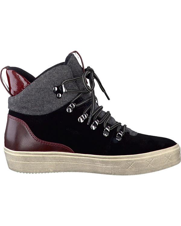 Tamaris Tamaris Marras Sneakers schwarz-kombi