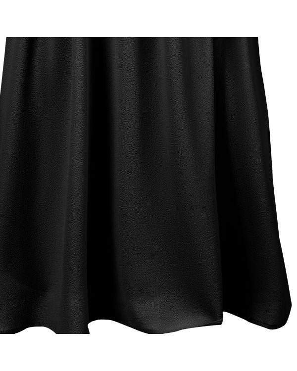 schwarz Kleid ICHI ICHI schwarz Kleid ICHI Kleid dTq8RRYU