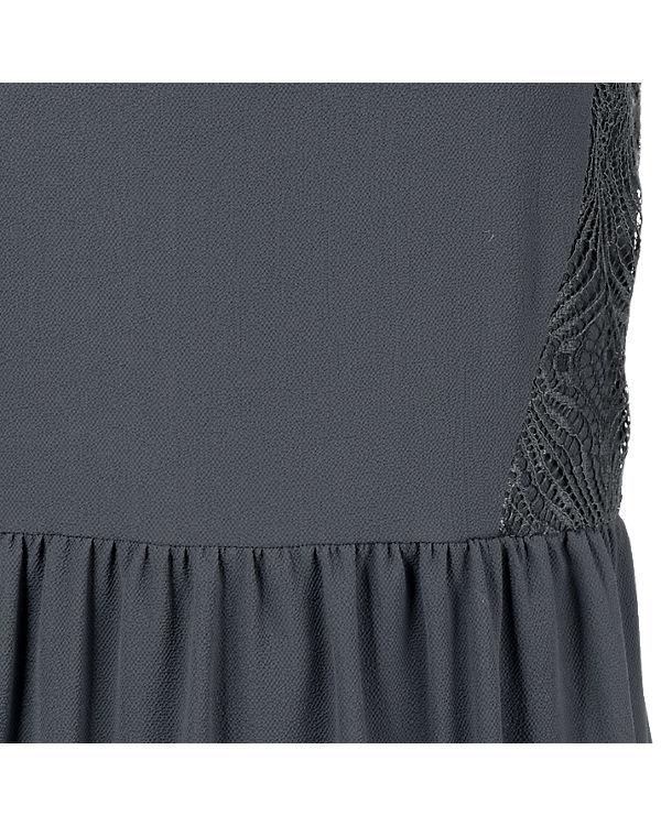 ICHI Kleid dunkelgrau