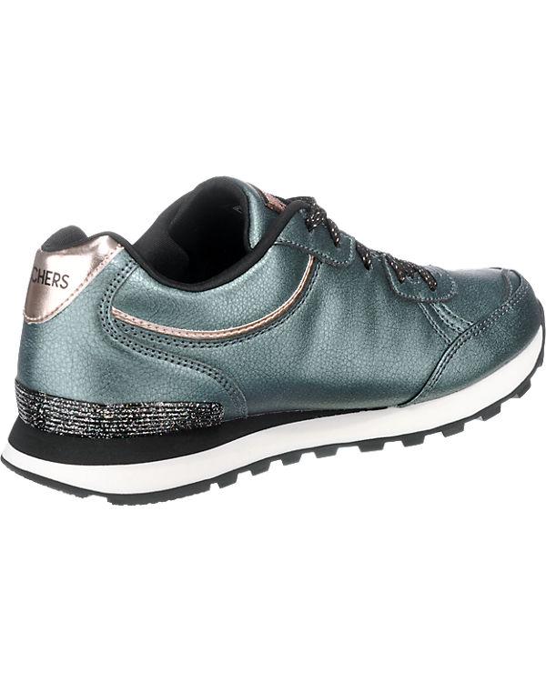SKECHERS SKECHERS OG 82Shimmers Sneakers dunkelgrün