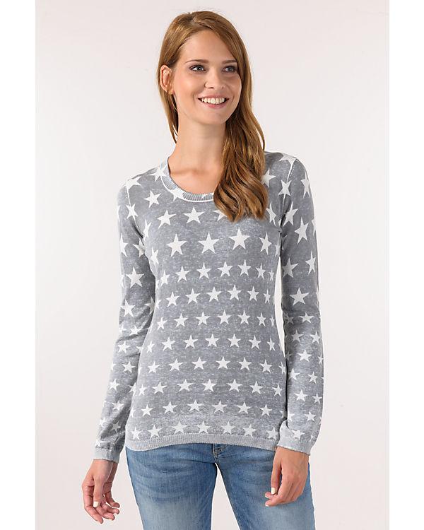 blue Pullover Pullover grau grau Pullover blue grau blue qxYSyTtw