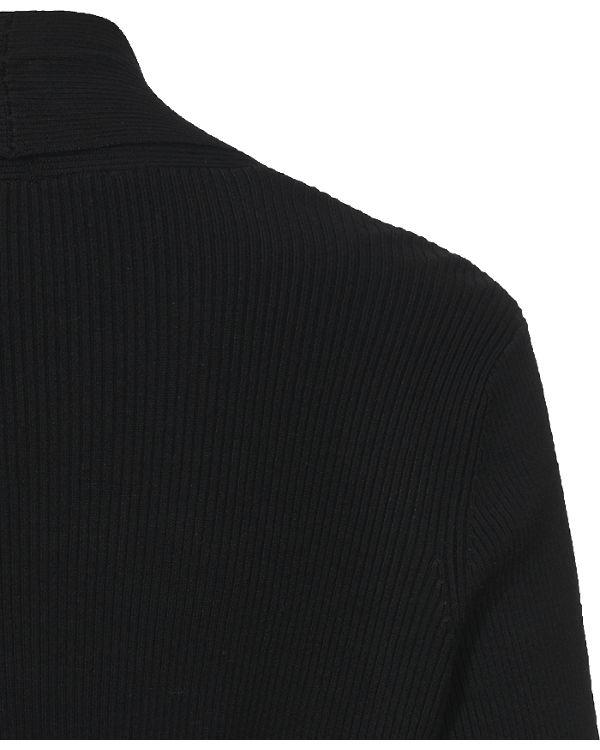 ESPRIT collection Strickjacke schwarz