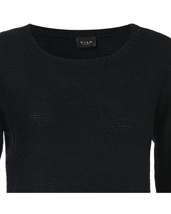 Kleid VILA Kleid schwarz schwarz schwarz VILA Kleid VILA Pgpq4fnY