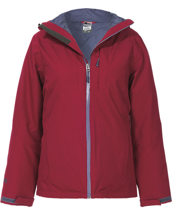 McKinley 3-in-1 Winterjacke Avoca bordeaux